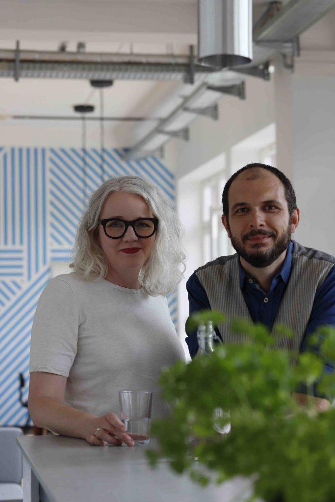 Sandra Bock & Marc Duncker von Farm to Table
